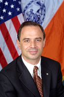 Photo of Adrian Benepe, Commissioner of Parks & Recreation